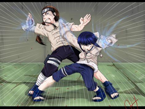 Hinata hyuga vs pain